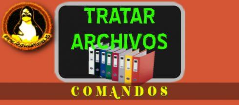 Comandos Linux para Editar y ver Archivos de Texto