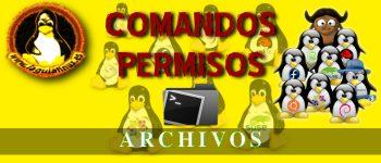 Comandos Linux para modificar Permisos en Ficheros y Directorios