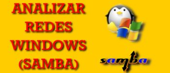 Comandos para descubrir redes windows con SAMBA