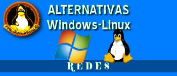 Equivalencias entre Windows y Linux para Redes y Conectividad