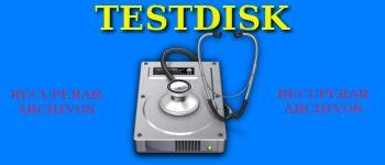Testdisk - Recuperar datos de partición borrada en el disco duro HDD