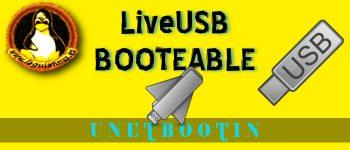 Crear LiveUSB en Linux con Unetbootin