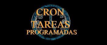 Cron configuración básica para programar tareas mediante crontab