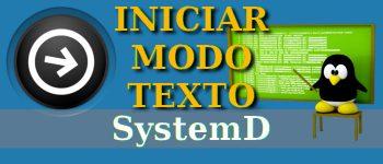 Desactivar inicio automático del entorno gráfico