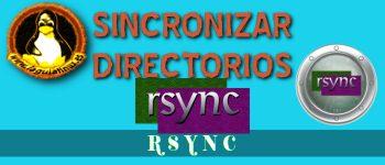 Rsync para la sincronización con directorios remotos