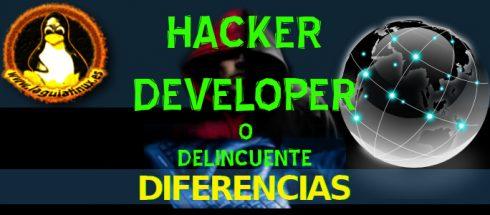 Tipos de programadores, hackers y delincuentes que interactúan en la red