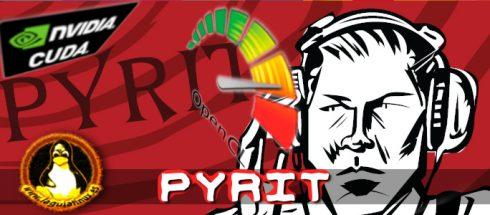 Instalar Pyrit con Soporte CUDA y OpenCL